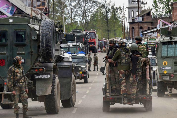 जम्मू-कश्मीर, सर्जिकल ऑपरेशन- India TV