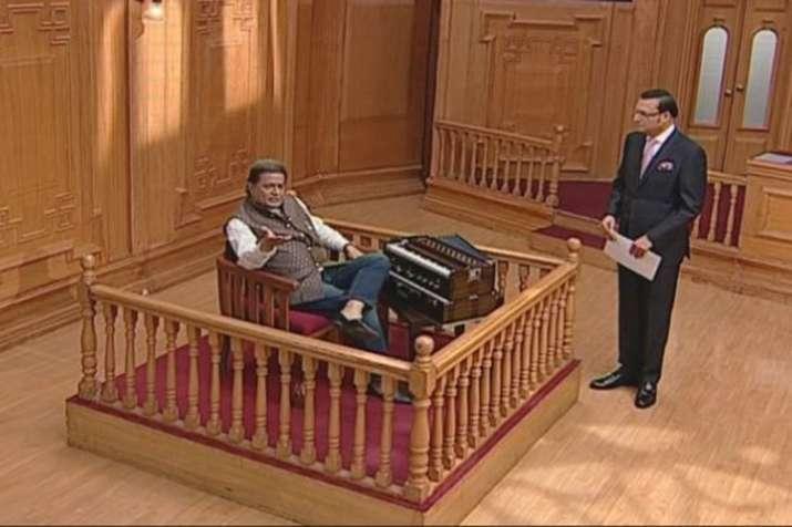 Anup Jalota In Aap Ki Adalat- India TV