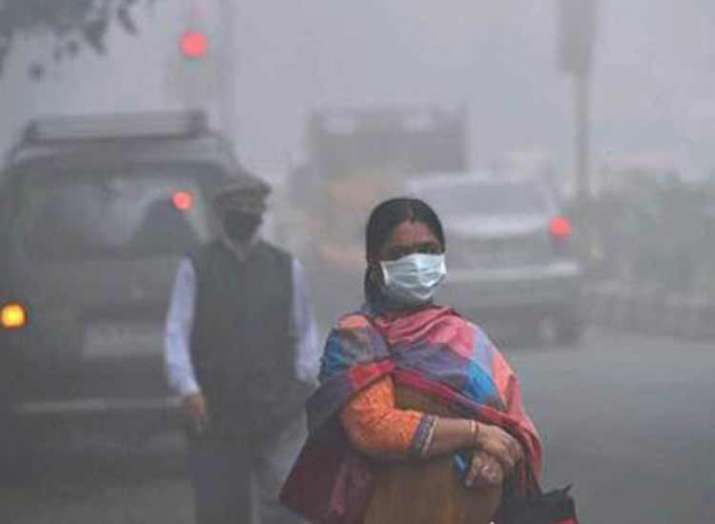 Delhi's pollution woes continue as air quality remains in 'severe category'- India TV