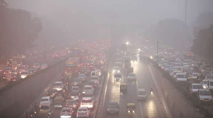 Entry of trucks in Delhi banned between Nov 8-11 to curb pollution- India TV