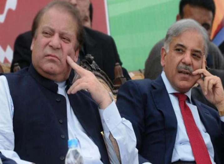 Shahbaz Sharif's remand extended for 14 days in Ashiana Housing Scheme case- India TV