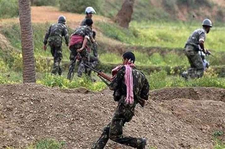 8 Naxals killed and 2 security person martyred in Chhattisgarh Sukma - India TV
