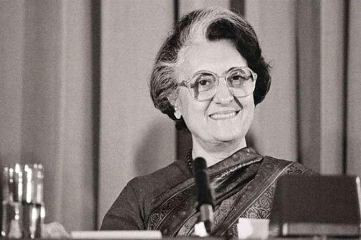 इंदिरा गांधी- India TV