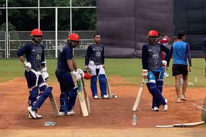 अफगानिस्तान क्रिकेट...- India TV