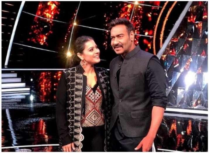 ajay devgan and kajol- India TV