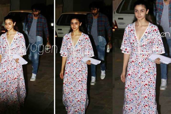 ranbir kapoor alia bhatt- India TV