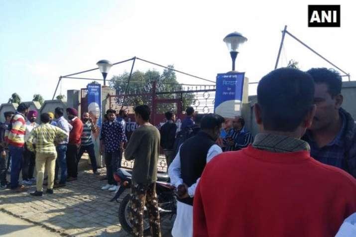 Blast at Nirankari Bhawan in Amritsar's Rajasansi village, 3 dead, several injured- India TV