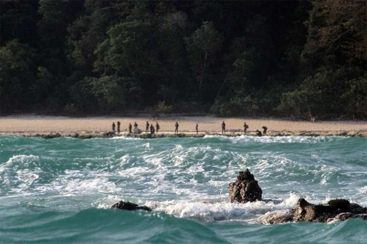 An American tourist killed in North Sentinel Island Andaman- India TV