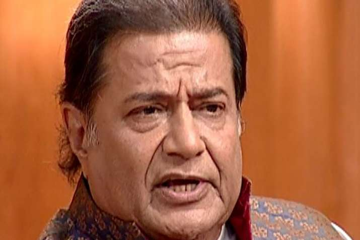 Anup Jalota in Aap Ki Adalat- India TV