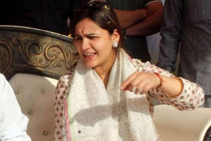Mulayam Singh's daughter-in-law Aparna Yadav backs Ram temple | Facebook- India TV