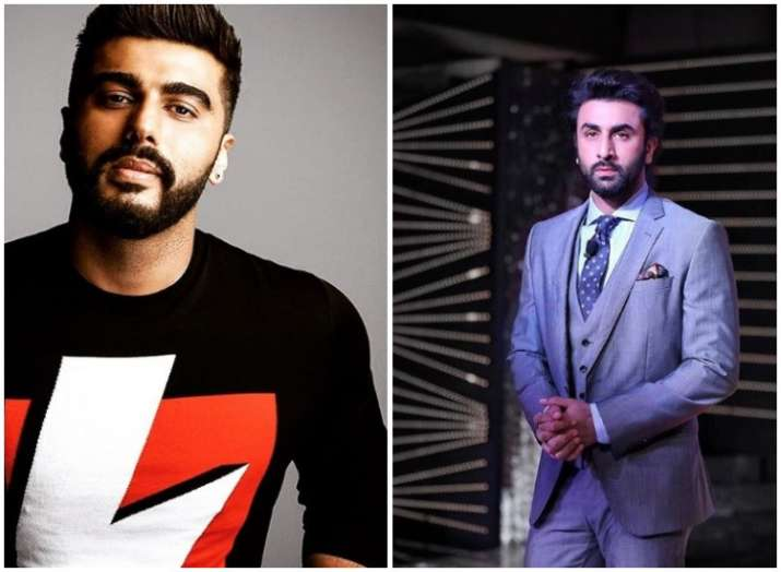 Arjun kapoor and ranbir kapoor- India TV