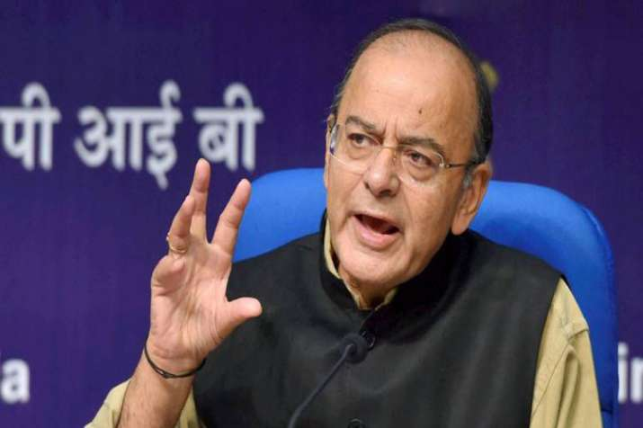 Govt does not need extra funds from RBI to meet fiscal deficit target: Jaitley- India TV Paisa