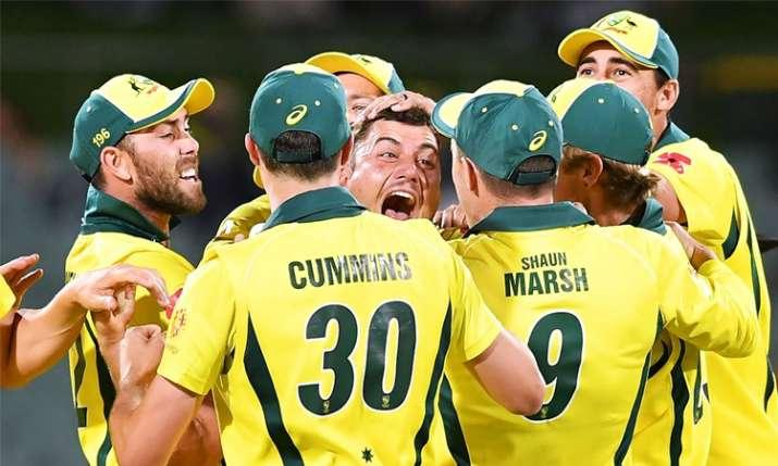 australian team- India TV