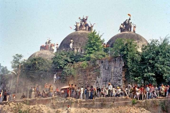 Babri Masjid demolished in just 17 minutes claims Shiv Sena leader Sanjay Raut- India TV