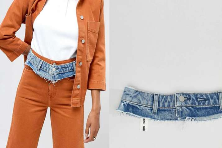 Weekday Limited Collection Denim Waistband- India TV