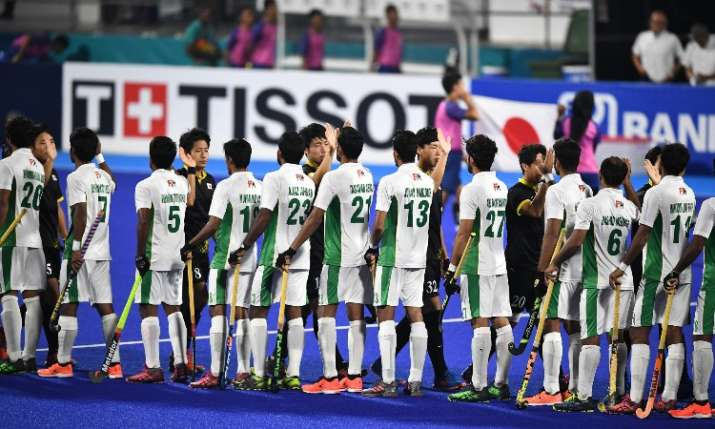 Pakistan Hockey Team- India TV