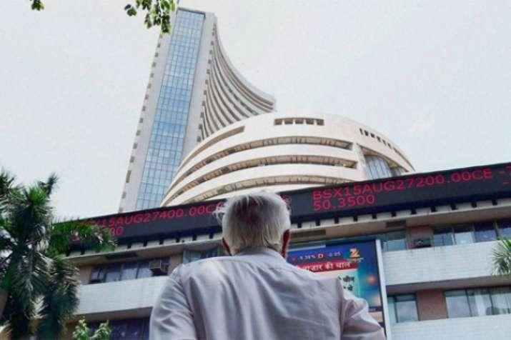 मामूली बढ़त के बाद बाजार में गिरावट, सेंसेक्स 115 अंक और निफ्टी 10,600 के नीचे | PTI- India TV Paisa