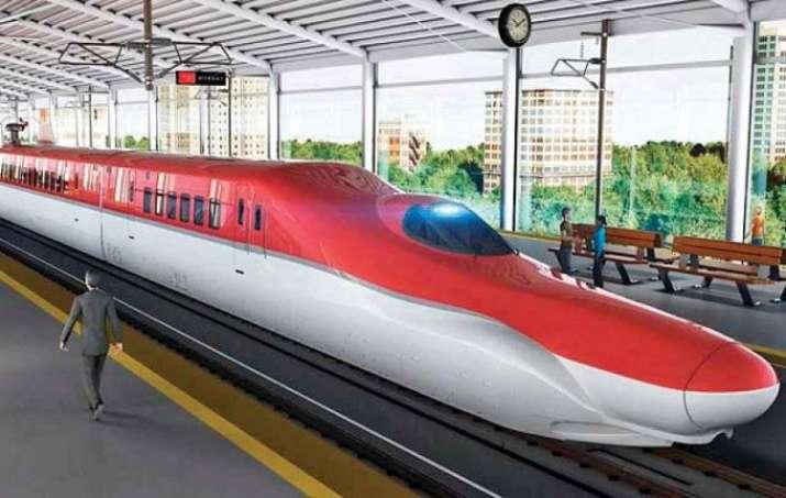 bullet train in Gujarat- India TV