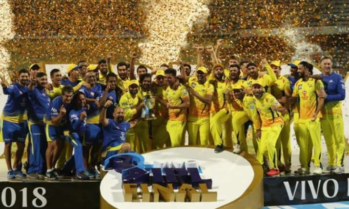 Chennai Super Kings- India TV