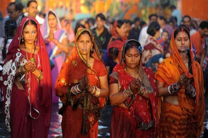 छठ पूजा- India TV