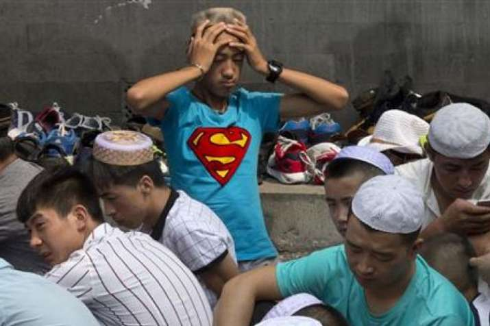 United States alarmed over detention camps in China's Xinjiang | AP File- India TV