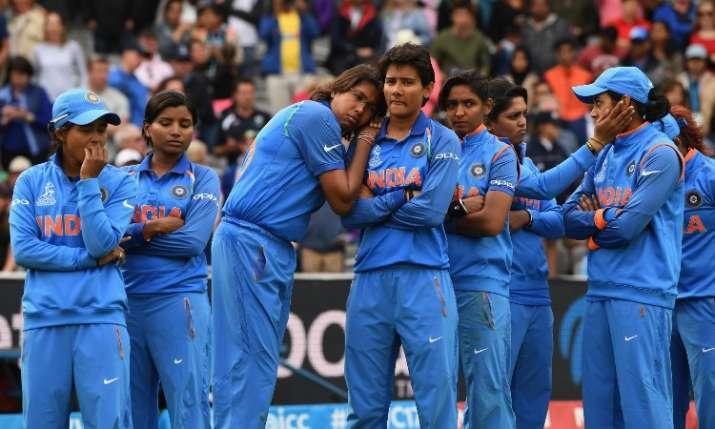 Indian Women's Cricket Team- India TV