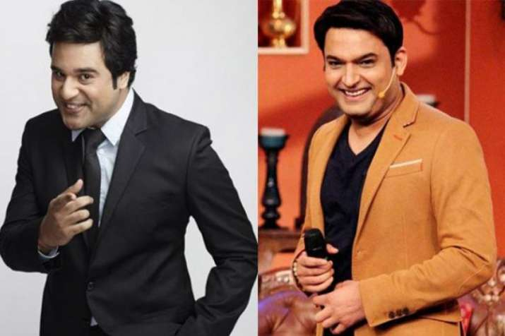 Krushna Abhishek, Kapil Sharma - India TV