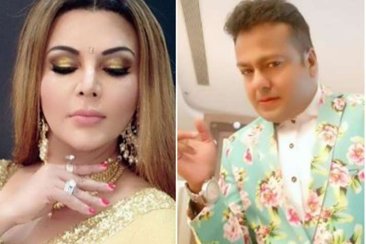 Rakhi Sawant, Deepak Kalal,- India TV