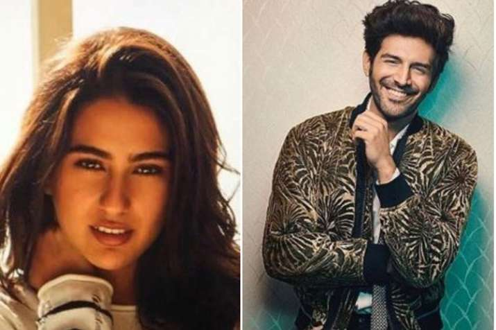 Sara Ali Khan, Kartik Aaryan- India TV