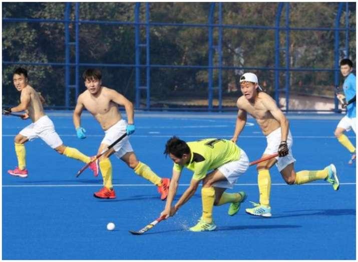चीन की हॉकी टीम- India TV