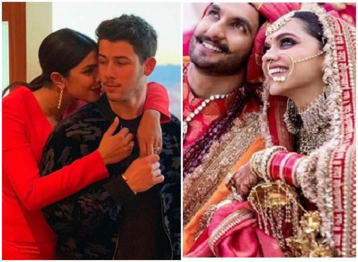 Priyanka, Nick, deepika, ranveer- India TV