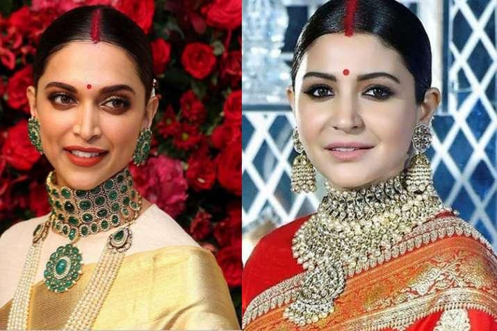 Deepika and Anushka- India TV