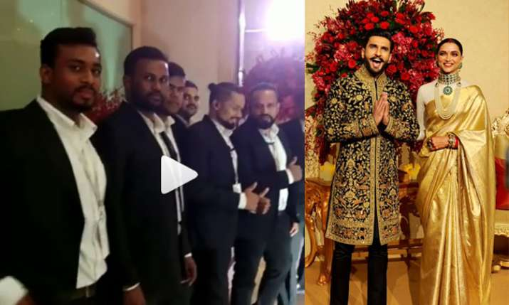 Deepika Padukone-Ranveer Singh Bengaluru Wedding Reception- India TV