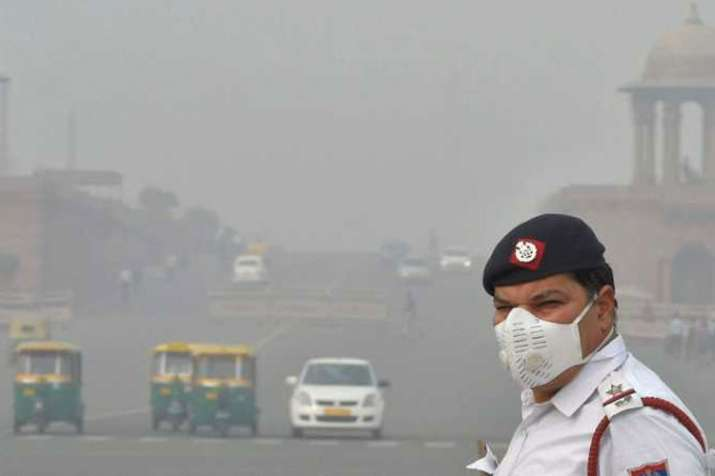 Delhi's air quality 'very poor' on Friday, to worsen over weekend   PTI File- India TV