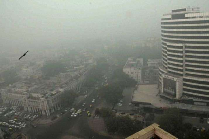 Delhi's air quality 'very poor', four areas record 'severe' pollution: Authorities- India TV