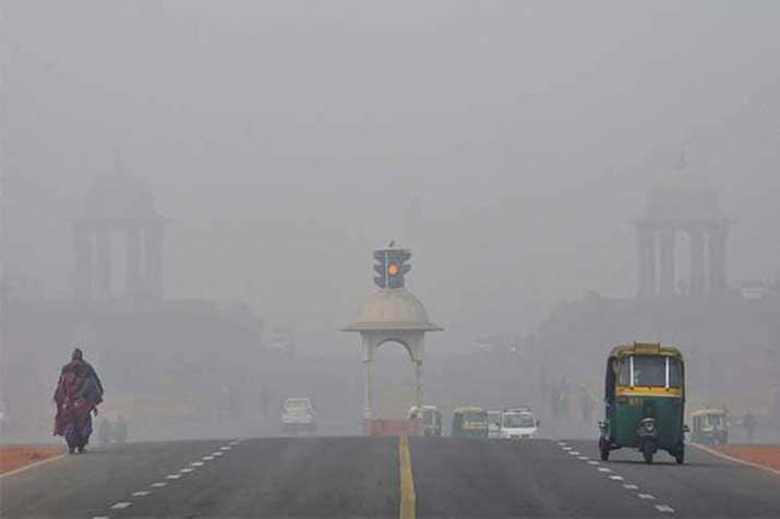 Delhi Air Quality- India TV