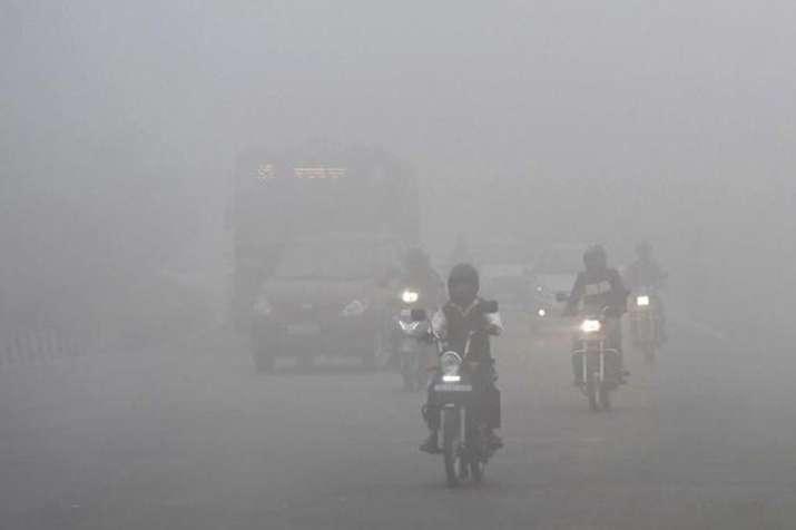 Image result for दिल्ली के इस इलाके में प्रदूषण खतरनाक स्तर पर पहुंचा