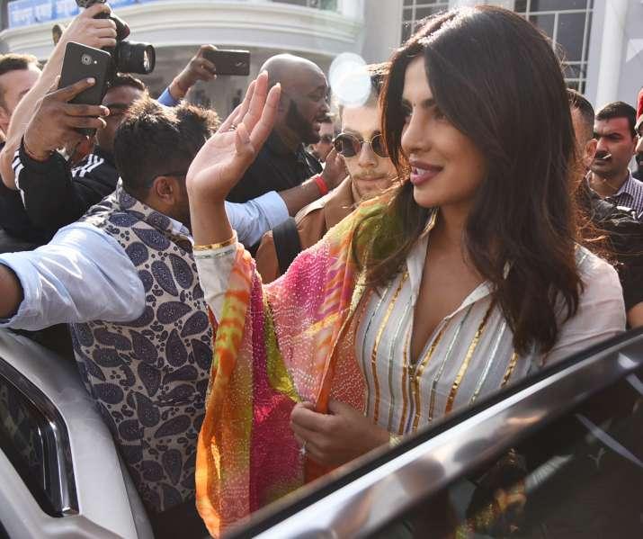 Priyanka Chipra- India TV