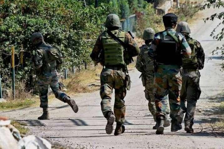 Jammu and Kashmir: 5 terrorists killed in Shopian district, encounter underway- India TV