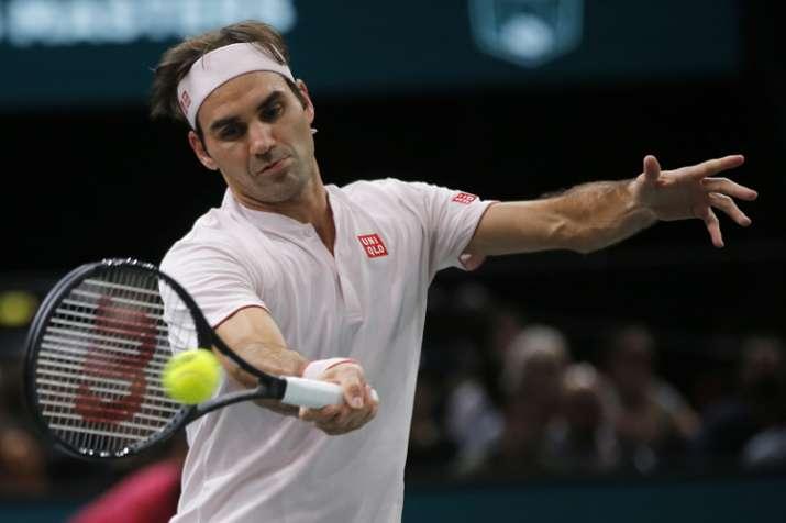 Roger Federer- India TV