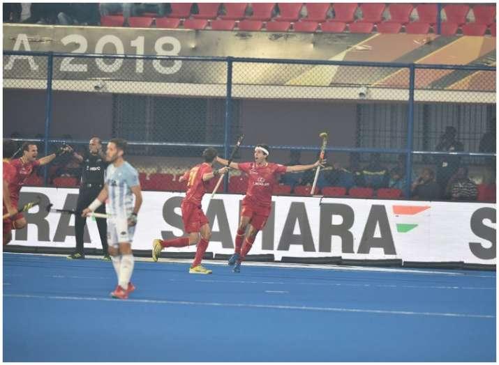 अर्जेंटीना ने स्पेन...- India TV