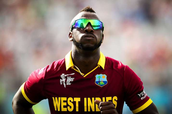Andre Russell- India TV