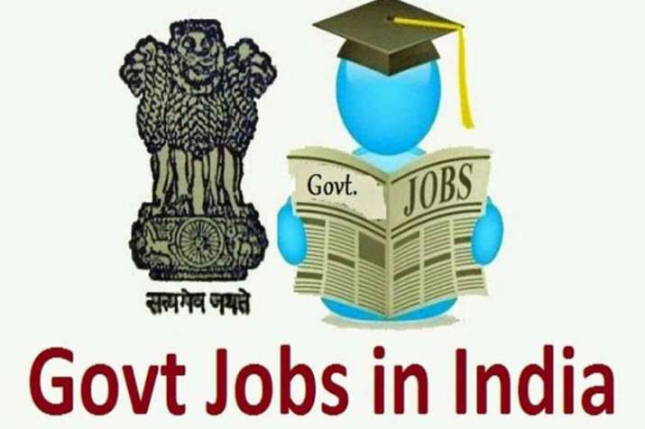 Govt jobs in india- India TV