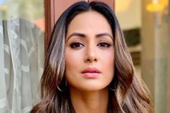 Hina Khan- India TV