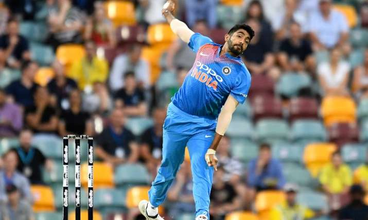 Jasprit Bumrah- India TV