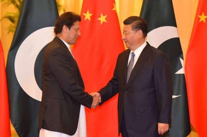 Imran Khan and Xi Jinping | Facebook- India TV