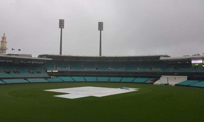 बारिश की भेंट चढ़ा भारत के प्रैक्टिस मैच का पहला दिन, दूसरे दिन भी मंडराए संकट के बादल- India TV