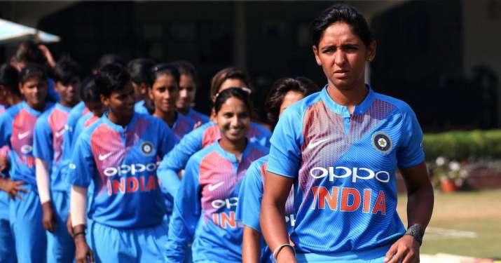 टी-20 विश्वकप 'टीम ऑफ टूर्नामेंट' की कप्तान बनीं हरमनप्रीत- India TV