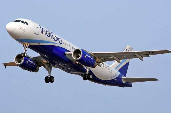IndiGo plane tilts mid-air; aviation regulator DGCA...- India TV
