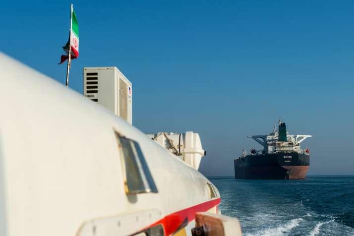 अमेरिका आठ देशों को ईरान से तेल खरीद की छूट देने पर हुआ सहमत, नाम बाद में होंगे घोषित - India TV